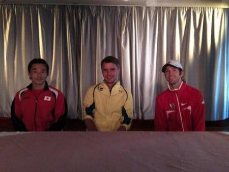 Nakadai Buud Wardian 2010 IAU 100k World Championships