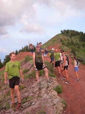 Trail Running Wasatch