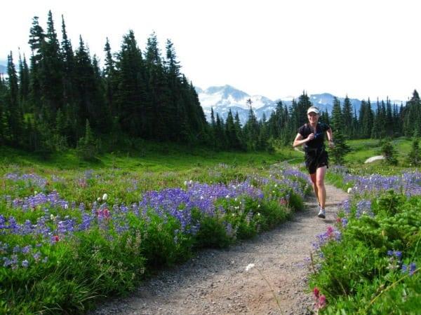 Mowich trail running