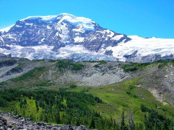 Mount Rainier Moraine Park