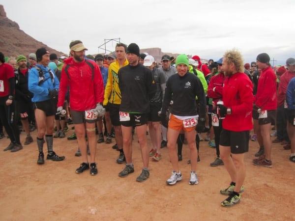 Red Hot Moab 55k 2011 start