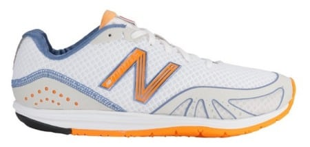 New Balance Minimus Road upper lateral white