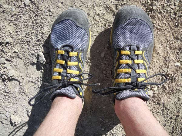 Merrell Trail Glove upper