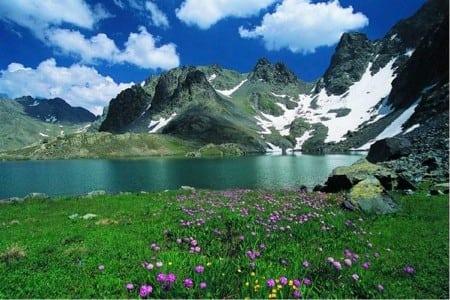 Turkish mountains