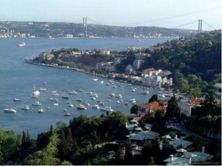 Istanbul trail running