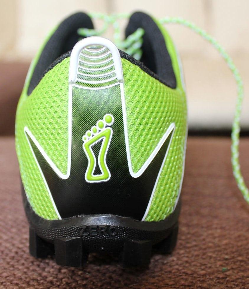 Inov-8 BareGrip 200 zero heel