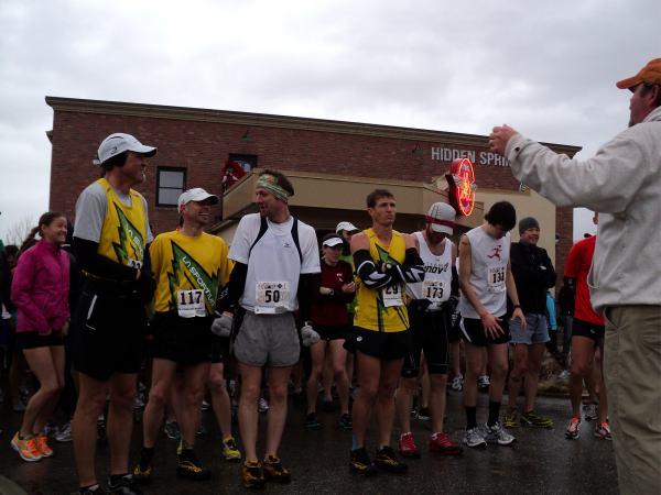 2011 Dry Creek Half Marathon