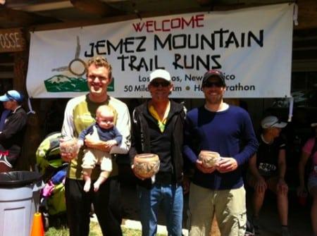 Jemez Half Marathon 2011 men