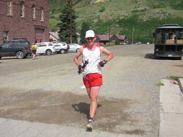 Bryon Powell Kendall Mountain Marathon