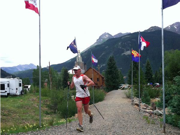Bryon Powell 2011 Kendall Mountain Marathon