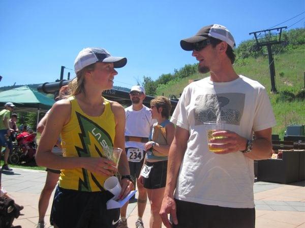 Jupiter Peak Steeplechase - Megan Kimmel