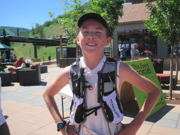 Jupiter Peak Steeplechase - Nick