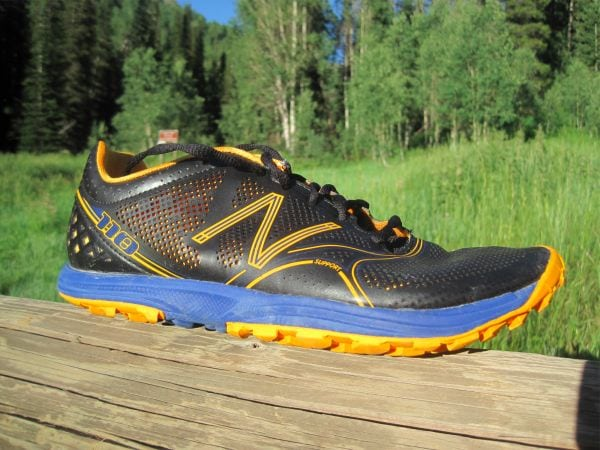 New Balance MT110 lateral upper