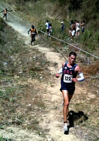 Max King 2011 World Mountain Running Championships