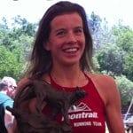 Ellie Greenwood 2011 Westen States 100 champ