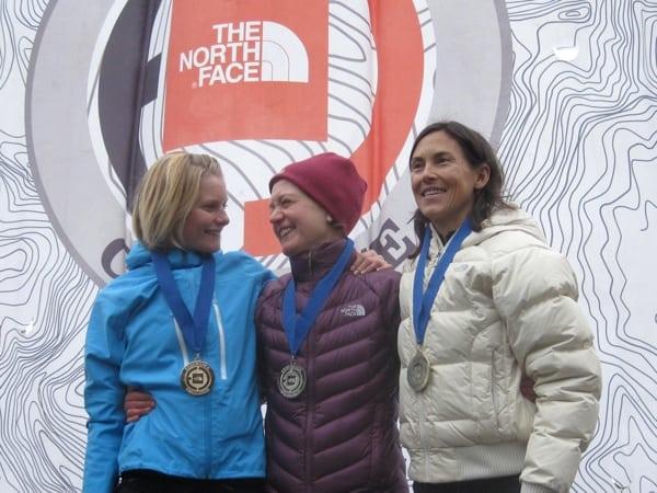 Anna Frost Lizzy Hawker Kami Semick 2010 TNF 50 mile