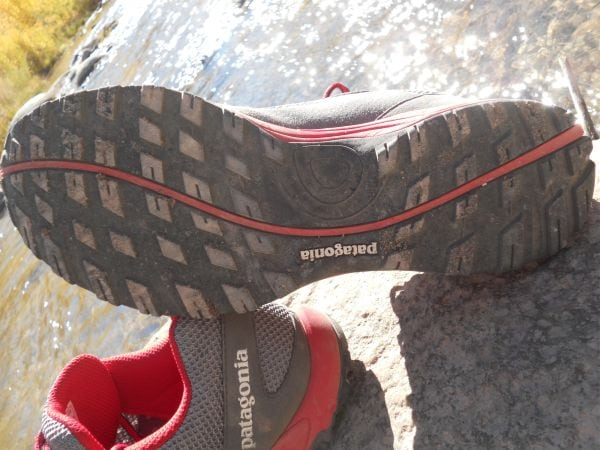 Patagonia Forerunner outsole