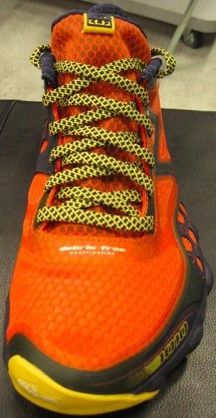 New Balance Minumus Amp MT1010 laces