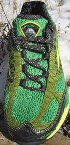 Brooks Cascadia 7 - laces