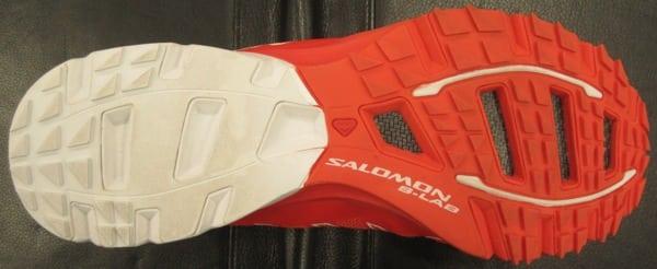 Salomon S-Lab Sense - lateral upper