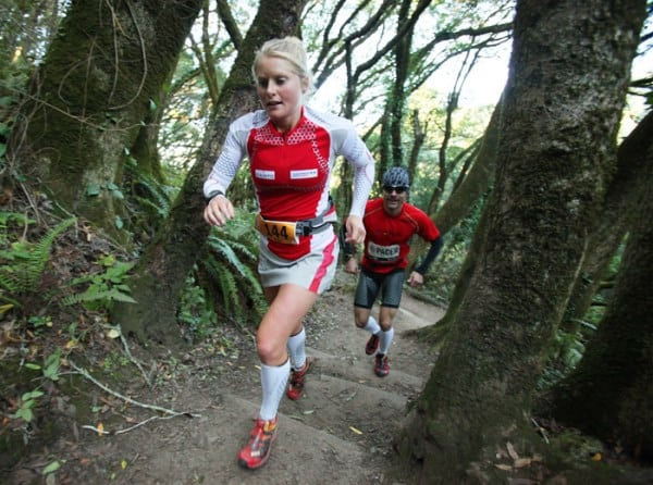 Anna Frost 2011 TNF 50 teammates
