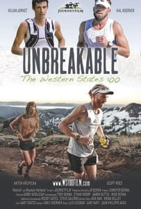 Unbreakable The Western States 100 film poster