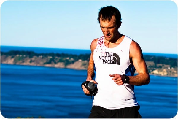 Mike Wolfe 2011 TNF 50 Mile