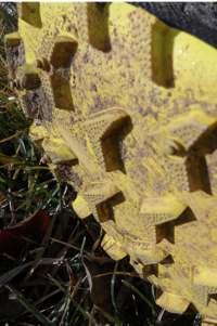 Salomon Speedcross 3 - nub detail