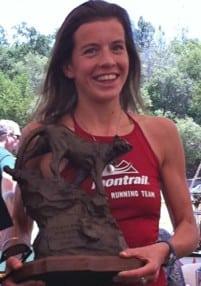 Ellie Greenwood WS100 2011