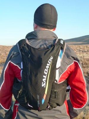 Salomon Advanced Skin SLab 12 pack - back