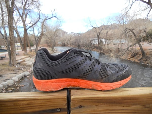 Montrail Badwater medial upper