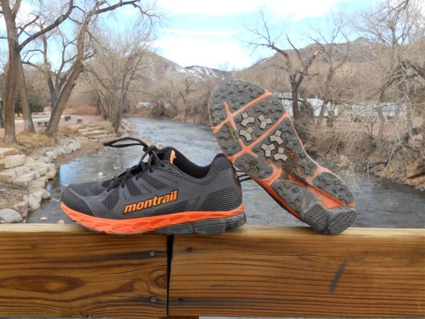 Montrail Badwater