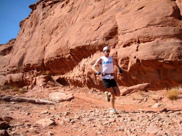 Karl Meltzer Red Hot Moab 55k 2012