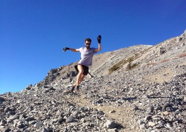 Dominic Grossman Mt Baldy