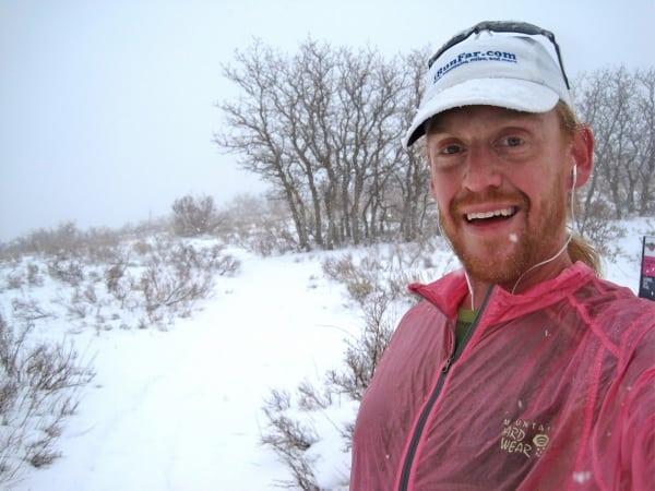 Winter trail running 2011-12