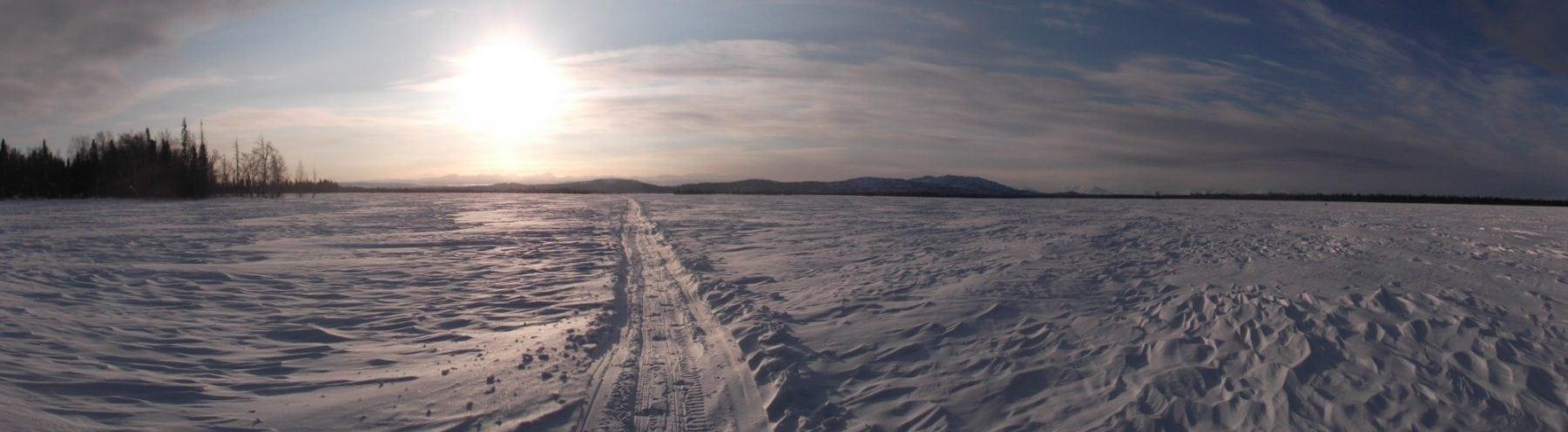 Iditarod Trail Invitational 2012 - Skwentna