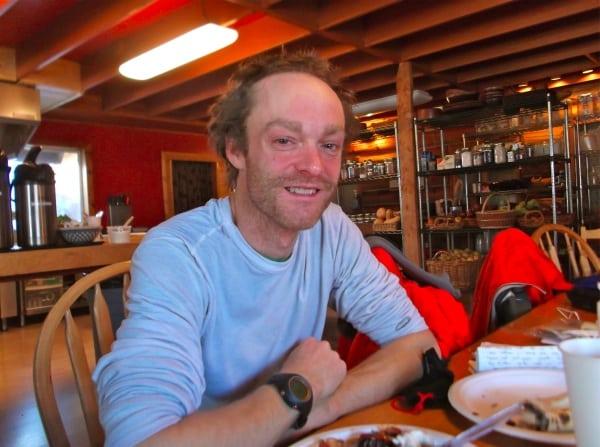 Iditarod Trail Invitational 2012 - Geoff Roes Finger Lake