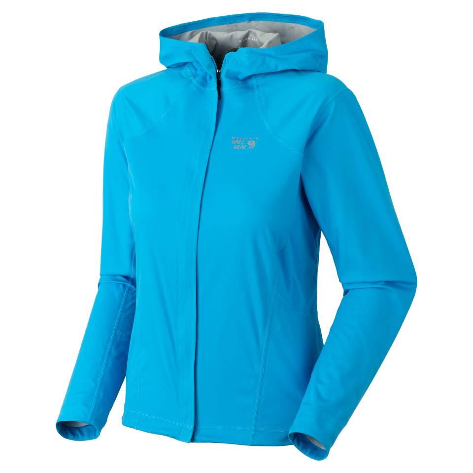 Mountain Hardwear Effusion Hooded Jacket womens skyboax