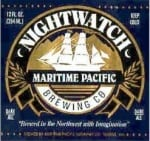 Maritime Pacific Brewing Company Nightwatch Dark Amber Ale