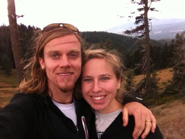 Krista and Timothy Olson