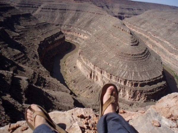 Timothy Olson Canyon Lands Maze Utah