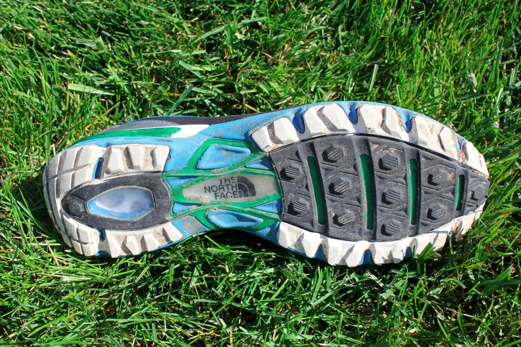 The North Face Singe-Track Hayasa - outsole