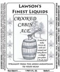 Lawsons Finest Crooked Cabin Ale