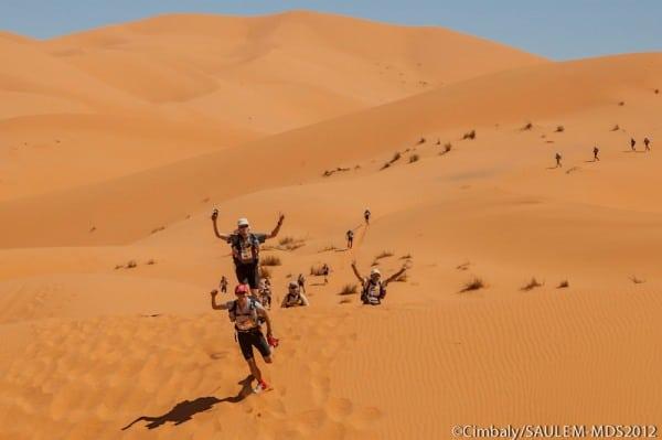 Marathon des Sables Merzouga Dunes