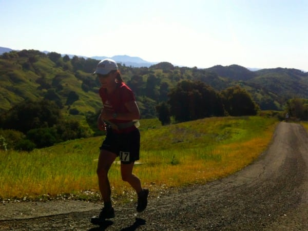 Joelle Vaught 2012 Lake Sonoma 50