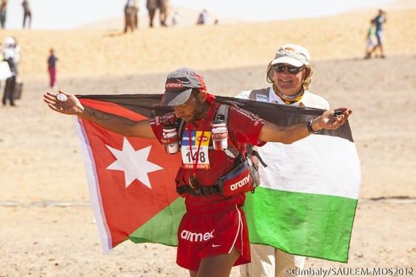 Salameh Al Aqra 2012 Marathon des Sables