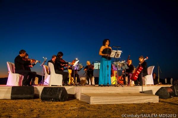 Marathon des Sables orchestra