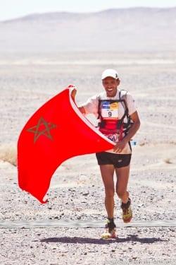 Aziz El Akad - 2012 Marathon des Sables Stage 5