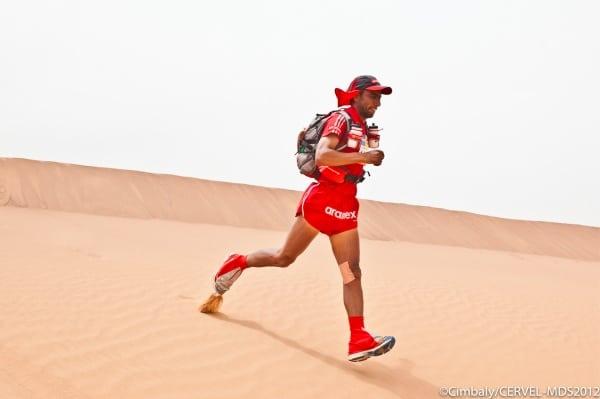 Salameh Al Aqra 2012 Marathon des Sables Stage 4