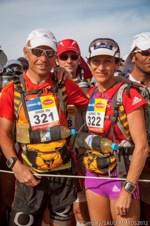 Laurence Klein 2012 Marathon des Sables